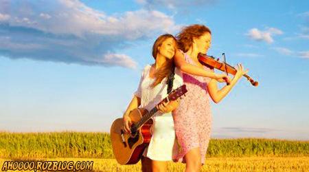 آهنگ بی کلام Du Am ساز ویولن و گیتار,آهنگ بی کلام,آهنگ بی کلام Du Am